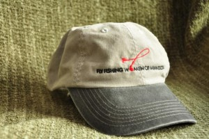 Logo Hat  $10.00 (members) $15.00 (non-members)
