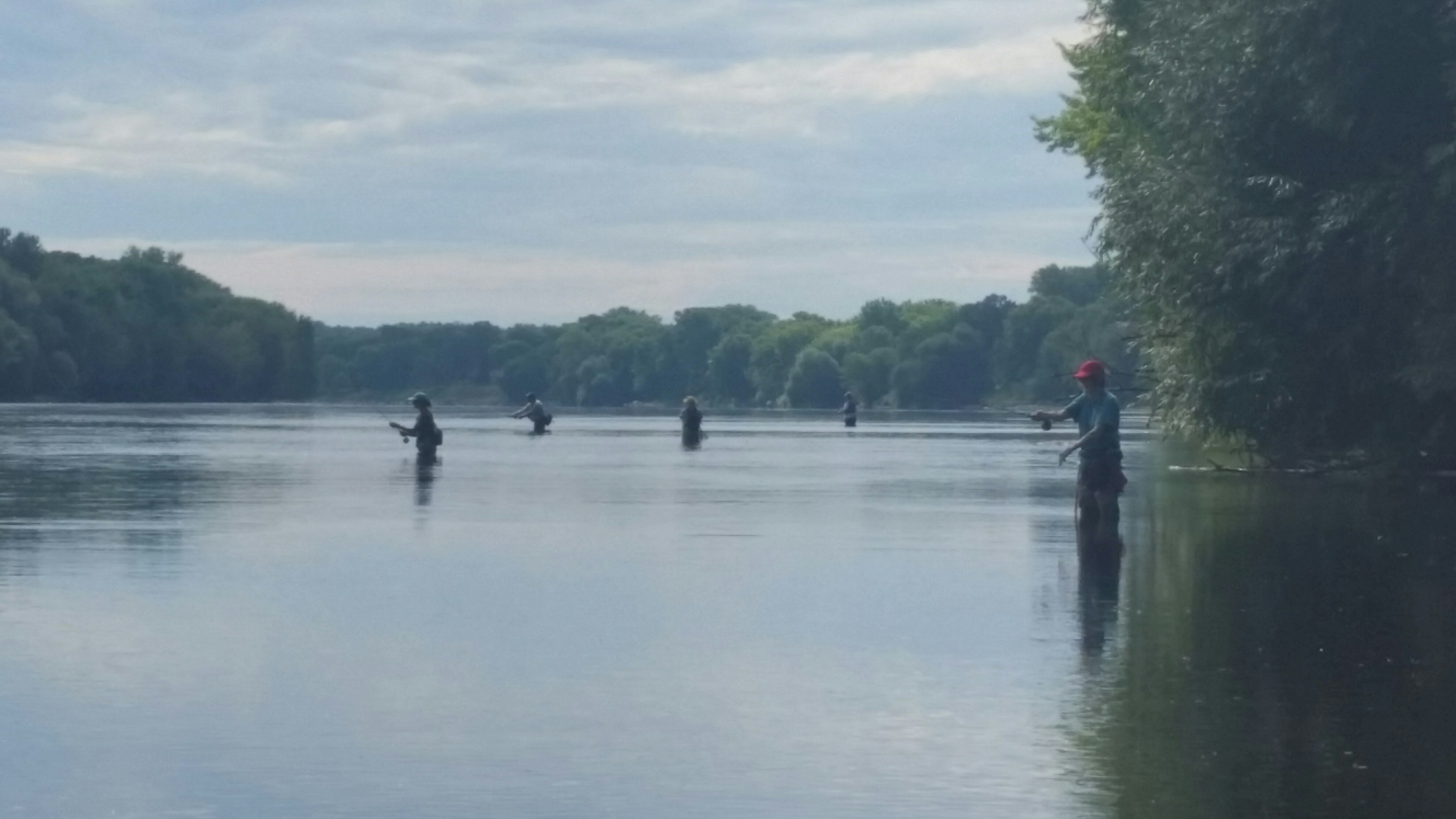 Bass camp 2015 monticello mn fly fishing women of for River fly fishing